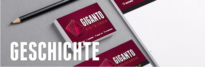 Giganto Digitaldruck Ihr Druckpartner Von Der Visitenkarte